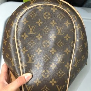 Louis Vuitton backpack purse